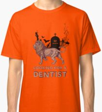 Cecil the Lion Classic T-Shirt