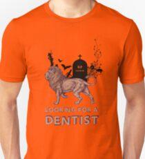 Cecil der Löwe Unisex T-Shirt