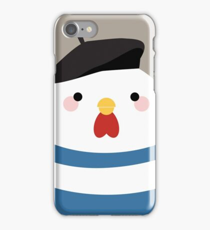 French Hen iPhone Case/Skin