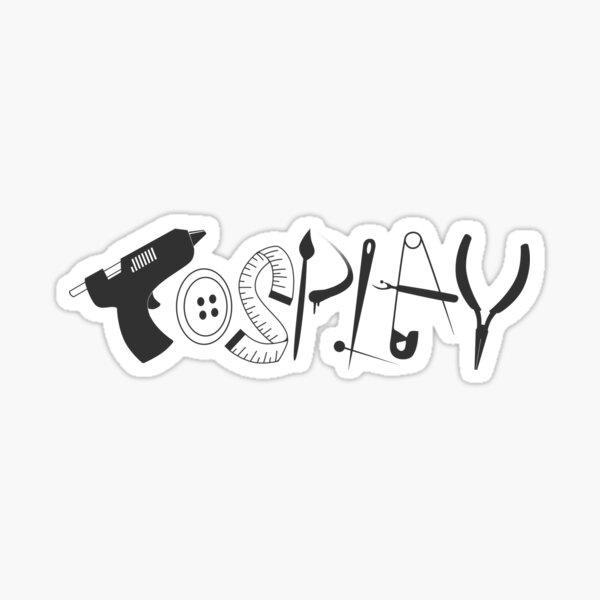 Cosplay Manga Nana Stikers Adesivi Tatoo Tattoo Vol 3