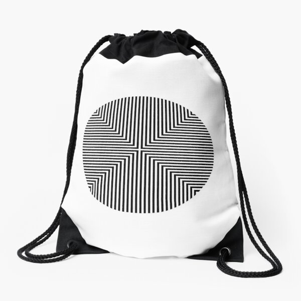 #Hypnosis #Hypnotic Image #HypnosisImage #HypnoticImage Drawstring Bag