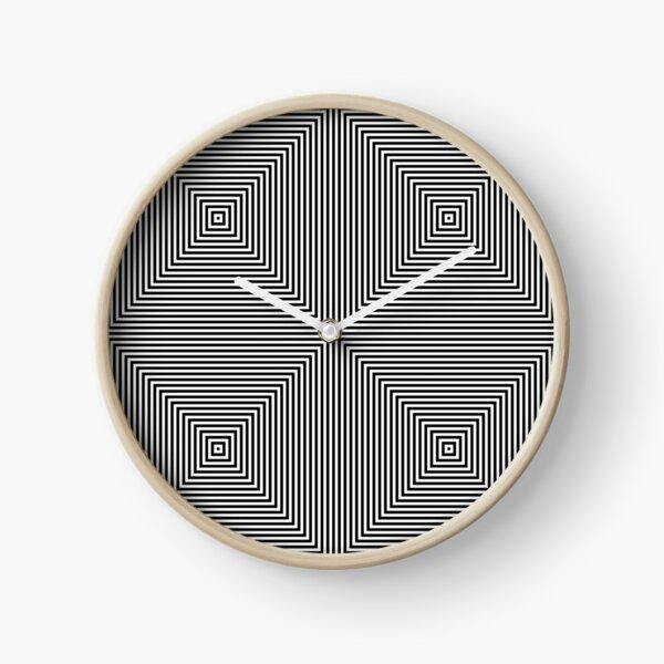 #Hypnosis #Hypnotic Image #HypnosisImage #HypnoticImage Clock