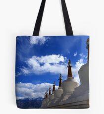 Monastry in Leh Tote Bag
