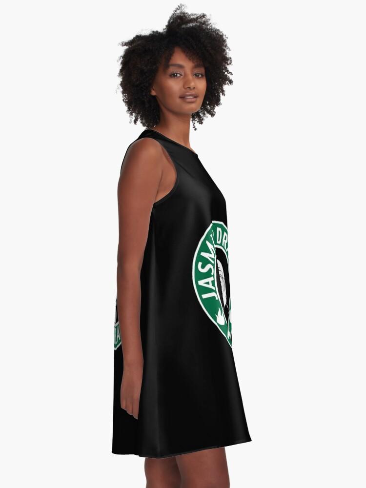 Alternative Ansicht von Avatar - Iroh A-Linien Kleid