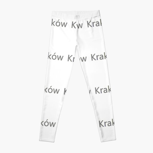 Kraków (Cracow, Krakow), Southern Poland City, Leading Center of Polish Academic, Economic, Cultural and Artistic Life Leggings