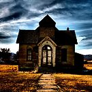 Church on the Prarie by DHParsons