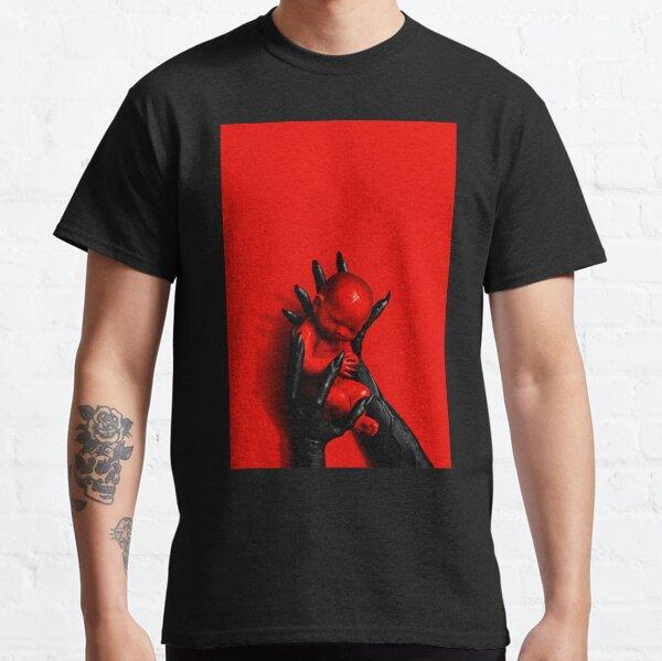 ah apocalypse / détenant le mal T-shirt classique