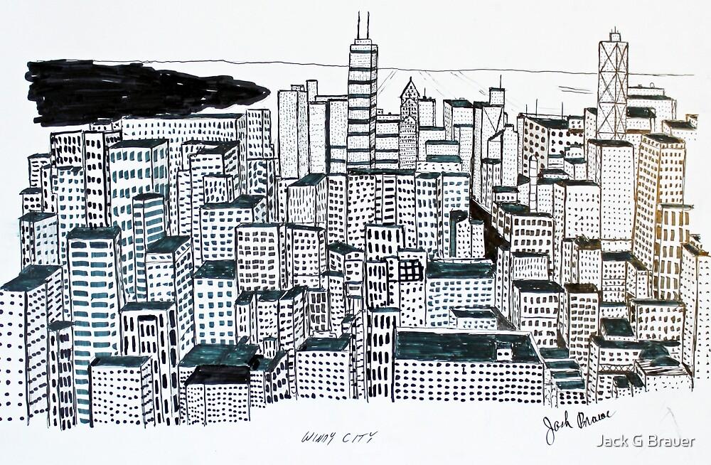 Windy City by Jack G Brauer