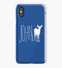 Max's Shirt - John Doe iPhone Case/Skin
