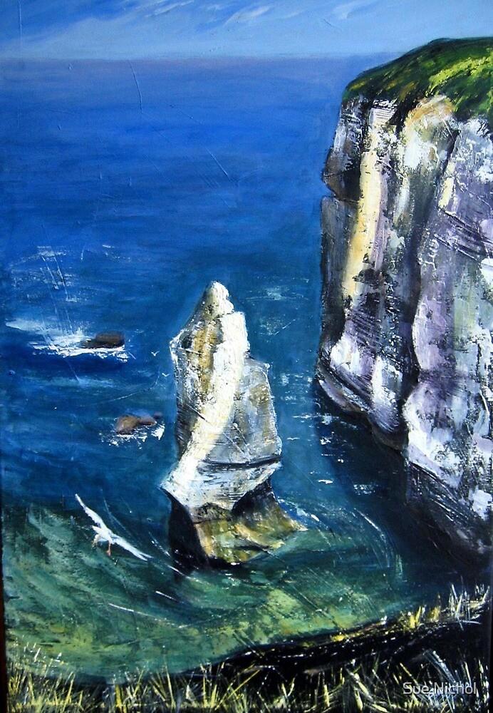 The Stack, Flamborough by Sue Nichol
