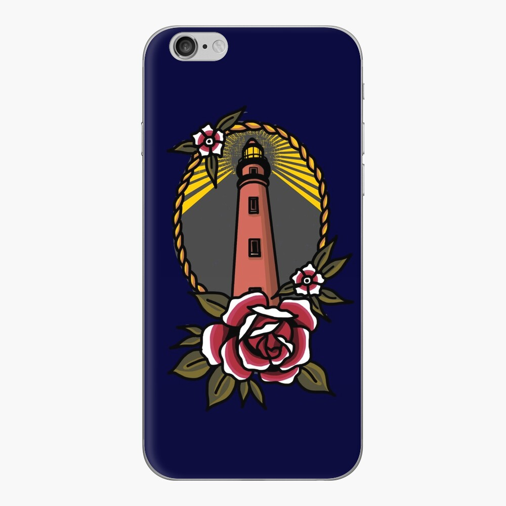 Lighthouse Series: Ponce de Leon Inlet Light iPhone Skin