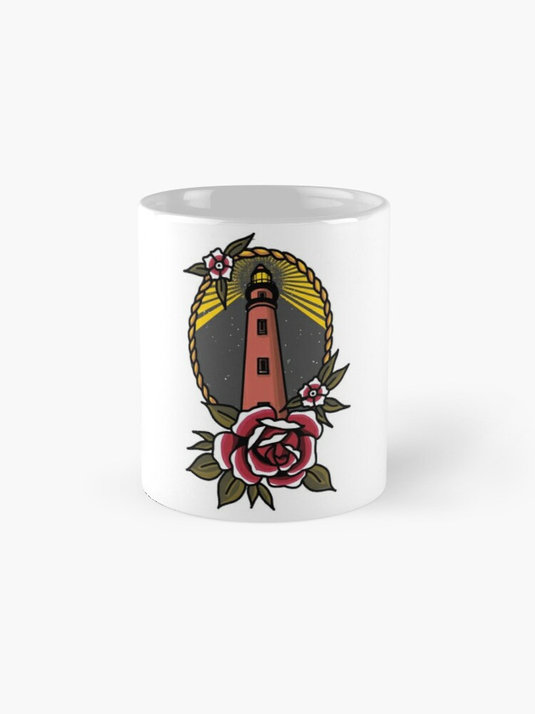 Alternate view of Lighthouse Series: Ponce de Leon Inlet Light Mug