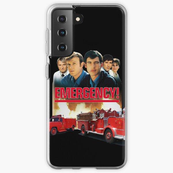 Retro Vintage 70s Medical Drama EMERGENCY! Tribute Samsung Galaxy Soft Case
