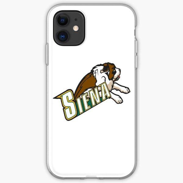 Siena Saints iPhone Soft Case