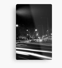 "Melbourne - ""Streetscape"" #3 Metal Print"