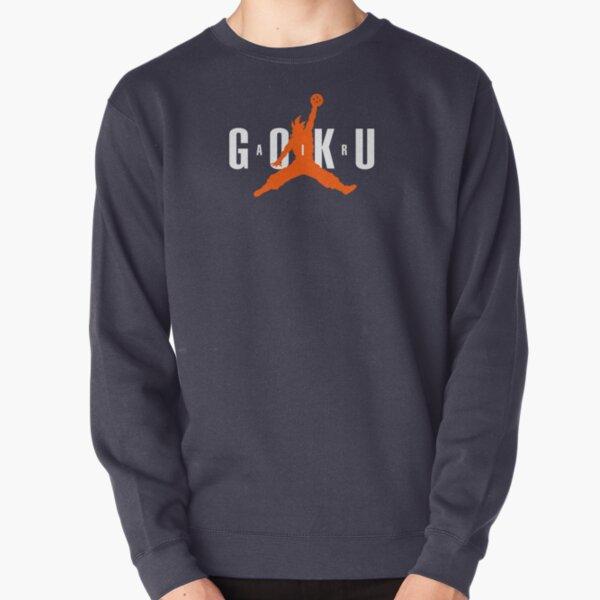 Air Goku 2 Pullover Sweatshirt