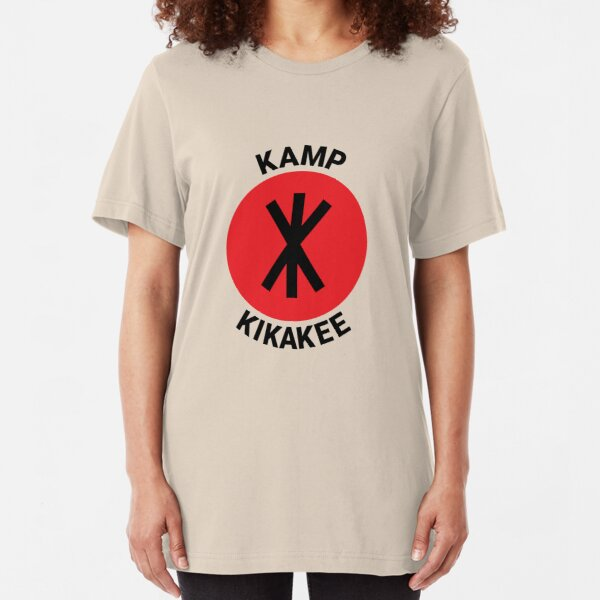 Ernest Goes to Camp - Kamp Kikakee Slim Fit T-Shirt