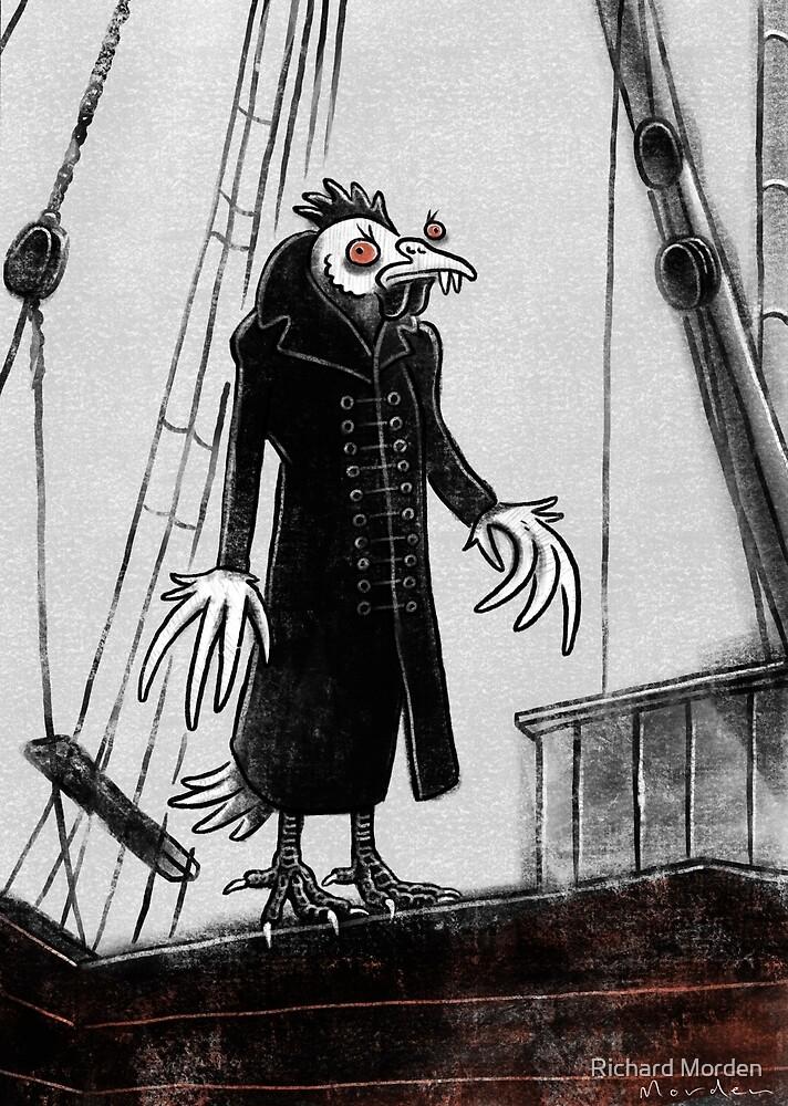 Chicken Nosferatu by Richard Morden