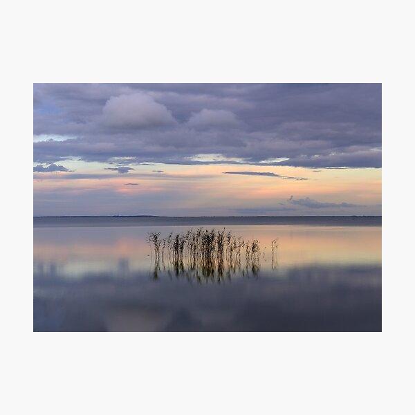 Lake Alexandrina, Milang Photographic Print