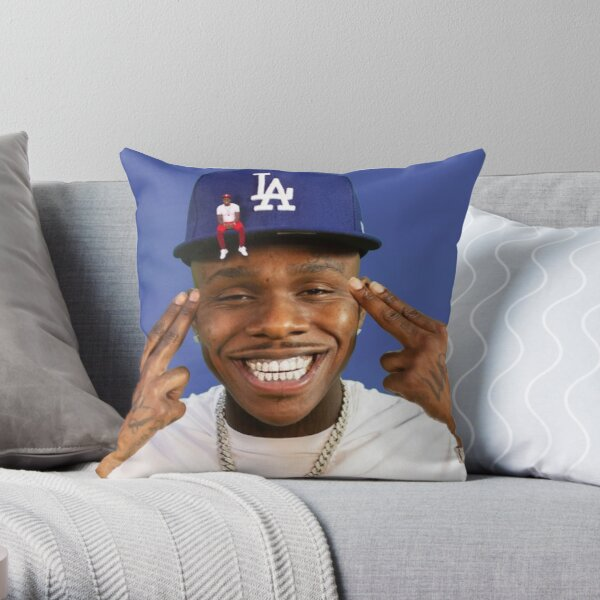 Dababy - baby on baby Throw Pillow