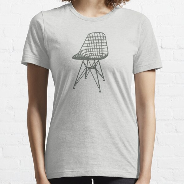 Eames Wire Chair Essential T-Shirt