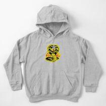 Cobra Kai Dojo - Black Kids Pullover Hoodie