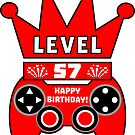 Level 57 Complete by wordpower900