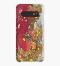The Geology of Mars Case/Skin for Samsung Galaxy