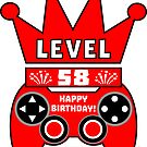 Level 58 Complete by wordpower900