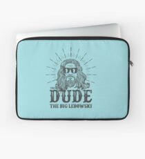 The Dude Laptop Sleeve
