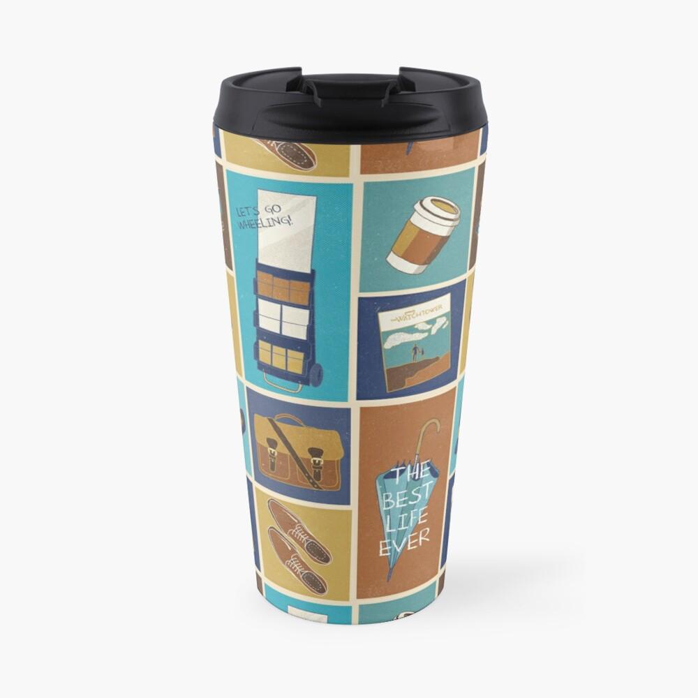 2019 PIONEER SERVICE SCHOOL (FOR HIM) Travel Mug