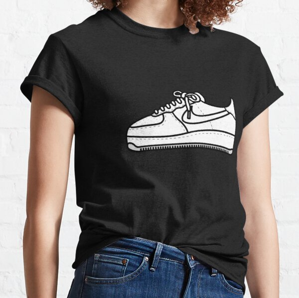 Air Force one  Classic T-Shirt