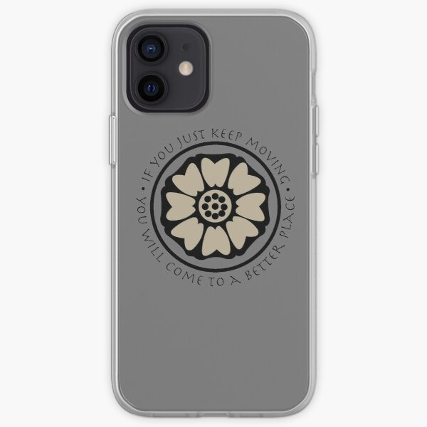 White Lotus Tile - Avatar  iPhone Soft Case