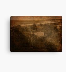 Postcards From Yesteryear ~ Part Three Canvas Print