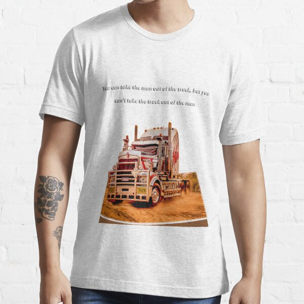 Kenworth prime mover pop out Essential T-Shirt