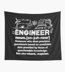 Engineer Humor Definition Wandbehang