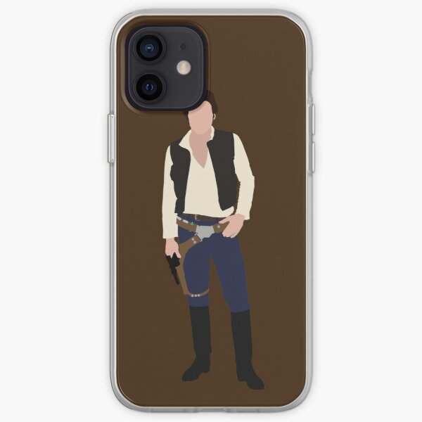 H. Solo iPhone Soft Case