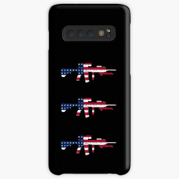 M27 IAR American Flag Samsung Galaxy Snap Case
