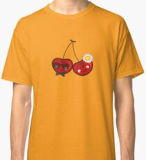 Mr. & Mrs. Cute Cheeky Cherries Classic T-Shirt