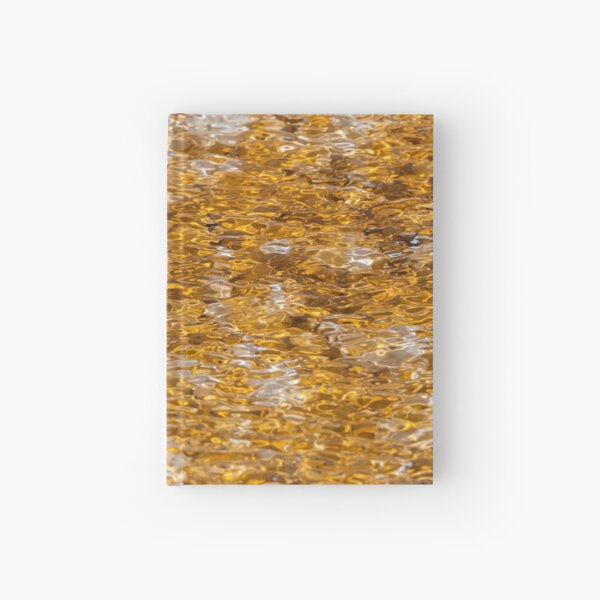 Canary Springs Orange Hardcover Journal