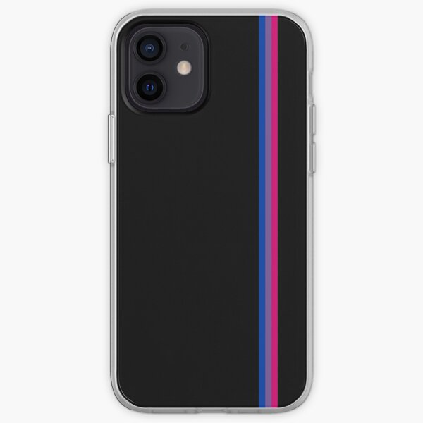 Bi Pride Flag Minimalist iPhone Soft Case