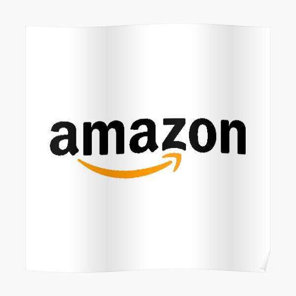 Amazon Logo Poster