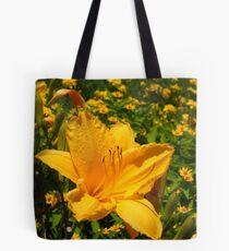 Playful Lilly Tote Bag