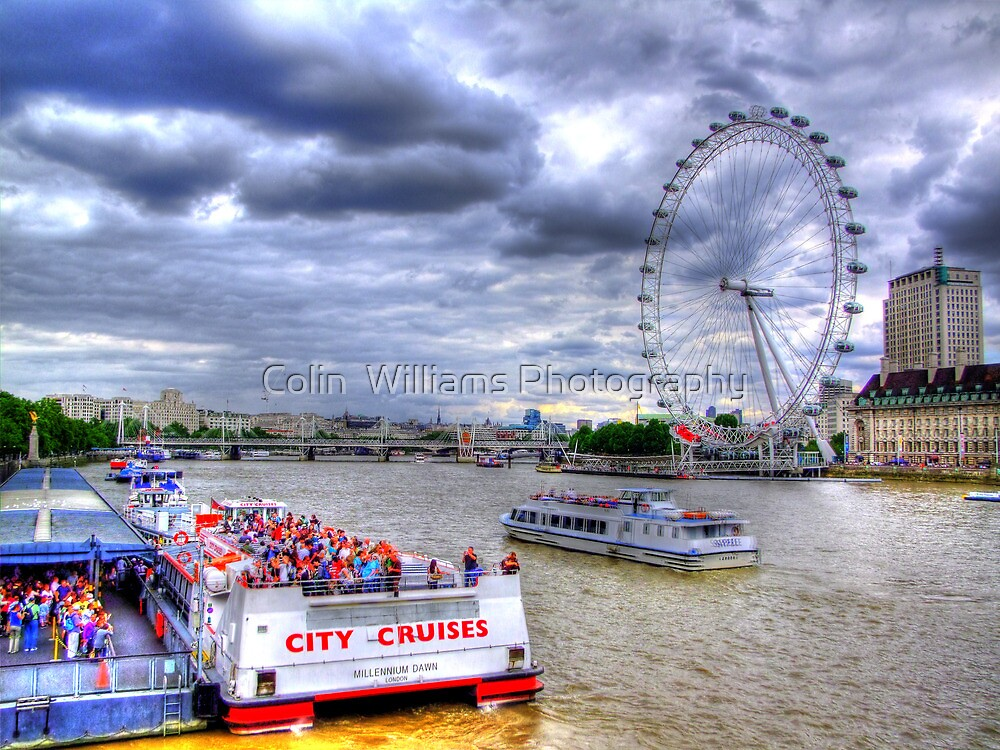 The Eye of The Storm ! HDR  by Colin  Williams Photography