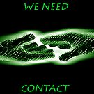 WE NEED CONTACT by June Ferrol