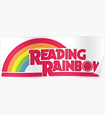 Reading Rainbow shirt – Netflix, LeVar Burton Poster
