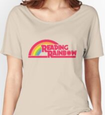 Reading Rainbow shirt – Netflix, LeVar Burton Women's Relaxed Fit T-Shirt