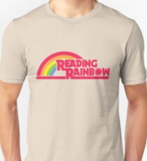 Reading Rainbow shirt – Netflix, LeVar Burton Unisex T-Shirt