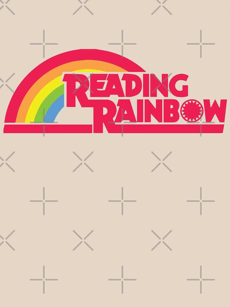 Reading Rainbow shirt  Netflix, LeVar Burton   Unisex T-Shirt