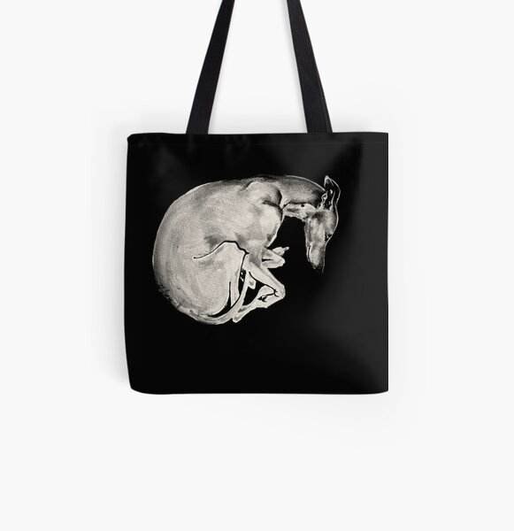 Untitled No. 18 All Over Print Tote Bag